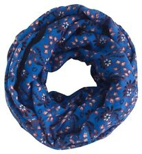 Jcrew Snood in vintage scarf print E3356