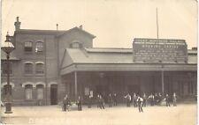 More details for doncaster railway station.