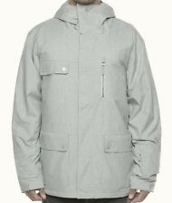 QUIKSILVER Men's DRIFT SOLID Snow Jacket - INC - Small - NWT