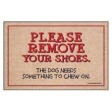Humorous Message  - Indoor/Outdoor Mat/Welcome Mat/Porch Mat