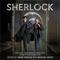 SHERLOCK [ORIGINAL SOUNDTRACK ZUR SERIE] CD NEUWARE