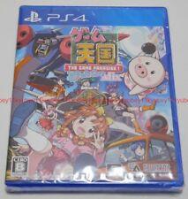 New PS4 Game Tengoku The Game Paradise CruisinMix Japan PLJM-16050 4582350665178