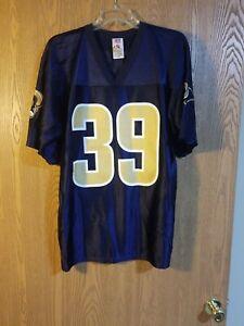 St. Louis Rams #39 Steven Jackson NFL Apparel Jersey Adult M EUC