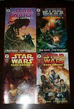 Star Wars: Dark Empire II Issues 3 thru 6 of 6 Dark Horse Comics