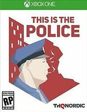 This Is The Police Video Game 811994020826