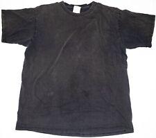 Vintage 2000's Faded Black & Distressed Shirt Size XL/XXL