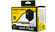 Woodland Scenics JP5770 Just Plug Power Supply 24v (Power up to 50 Lights) - NIB