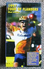 1997 Tour of Flanders World Cycling Productions VHS Rolf Sorenson Very Clean
