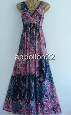 Monsoon V-Neck Women's Special Occasion Long Dresses