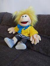 Living puppets,,Handpuppe,original,Mädchen,groß,top Zustand,