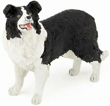 Border Collie Dog 54008 ~ Free Ship/Usa w/ $25.+ Papo Items