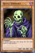 Skull Servant - LCYW-DE219 - Ultra Rare EN NM