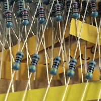 Resistors Metal Film Choose Values or Mix Pack or LDR   UK Seller