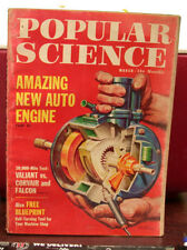 Popular Science Monthly Magazine, March 1960! Fair Condition Complete.