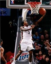 Brandon Jennings Milwaukee Bucks #3 8x10 Photo Picture