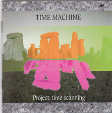 Time Machine - Project Time Scanning (CD 1993) Progressive AOR  RARE!!!