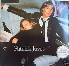 "PATRICK JUVET ~ Viva California ~ 7"" Single PS"