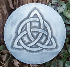 Gostatue MOLD  plastic plaque Gothic Pagan Wicca Celtic mold mould