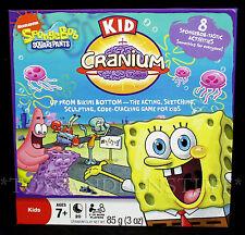 New - KID CRANIUM GAME - Spongebob Squarepants Version! FAMILY FUN! Sealed Box