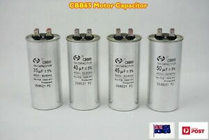 CBB65 450V Air Conditioner Motor Run Start Capacitor(35/40/45/50uF) G82,78,79,80