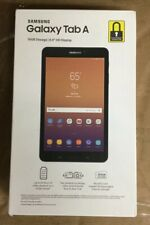 Samsung Galaxy Tab A 8.0 16GB Black Wifi Android Tablet -...