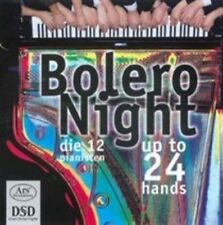 Bolero Night Up to 24 Hands, New Music