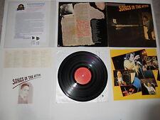 Billy Joel Songs in Attic '81 1st Japan Analog ARCHIVE MASTER Ultrasonic CLEAN