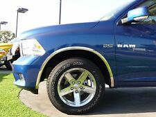 Dodge Ram 1500 2009-2015 TFP Polished Stainless Fender Trim Moldg - Sport Model