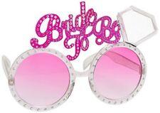 Occhiali rosa per carnevale e teatro dal Regno Unito