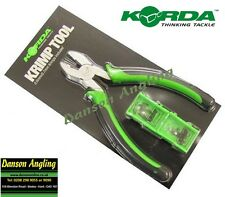 Korda KrimpTool with Krimps Included *NEW* Carp Crimp Tool
