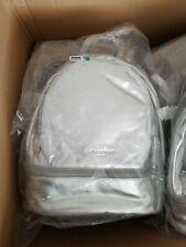 Liebeskind Berlin Essential Lotta BackPack Silver Medium **Genuine UK Seller**