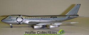 1:400 Dragon Wings Alitalia B 747-200 I-DEMS 3373 55088 Airplane Model