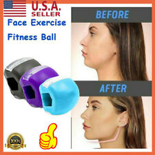 Jawline Exerciser Jawlineme Exercise Fitness Ball Neck Face Toning Jawzrsize Jaw
