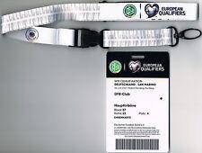 Ticket VIP-Pass DFB-Club Deutschland - San Marino FIFA World Cup WM 2018 Quali