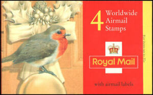 Great Britain #BK792 MNH complete booklet