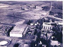 PHOTOGRAPH POST WAR AERIAL VIEW OF MARTLESHAM HEATH AIRFIELD STATION