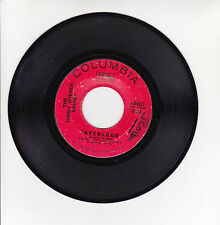 "THE JIMMY WISNER SOUND Vinyl 45T 7"" INTERLUDE - LA PLAYA - COLUMBIA 4-44651 RARE"