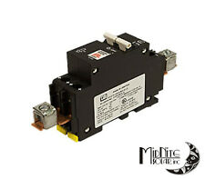 MIDNITE SOLAR MNEPV100 CIRCUIT BREAKER 100A 150VDC 1-POLE DIN MOUNT