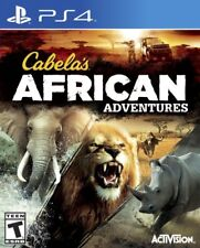Cabela''s African Adventures PS4 New PlayStation 4, playstation_4