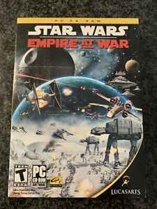 Star Wars: Empire at War (PC, 2006) Complete, Tested & Working