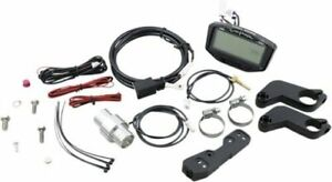 Trail Tech Vapor Tachometer Speedometer Computer Kit Black Stealth Suzuki SV650