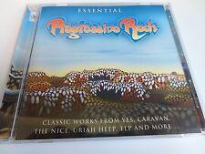 ESSENTIAL PROGRESSIVE ROCK ~ YES ~ URIAH HEEP ~ CARAVAN ~ ELP ~ THE NICE MINT CD