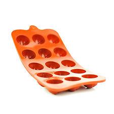 Stampo in Silicone Cioccolato Vassoio Rotondo Glassa Craft Torta Gelatina cottura Ice Round