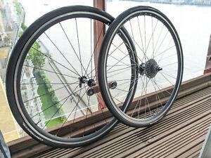 Powertap G3 power meter & bitex wheelset | h plus son archetype | shimano 11sp