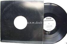 """Crib Underground - Big Pun,Cherchez Laghost ,Try Again - UnderGround LP 12"""" (VG)"""