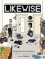 Likewise: The High School Comic Chronicles of Ariel Schrag (High-ExLibrary