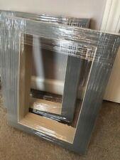 """Framing Mats 11 X 14"""" Lot Of 100 Mid-Gray"""