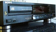 SONY CDP 970 Tube (Valve) CD Player   2x Burr Brown PCM58 chip   6n2p NOS tubes