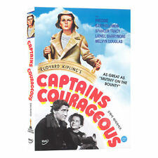 Captains Courageous (1937) DVD - Victor Fleming