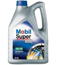 Mobil Super 1000 X1 15w-40 Multigrade Engine Oil 5l